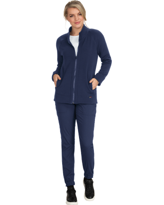 uniformes sanitarios hombre azul