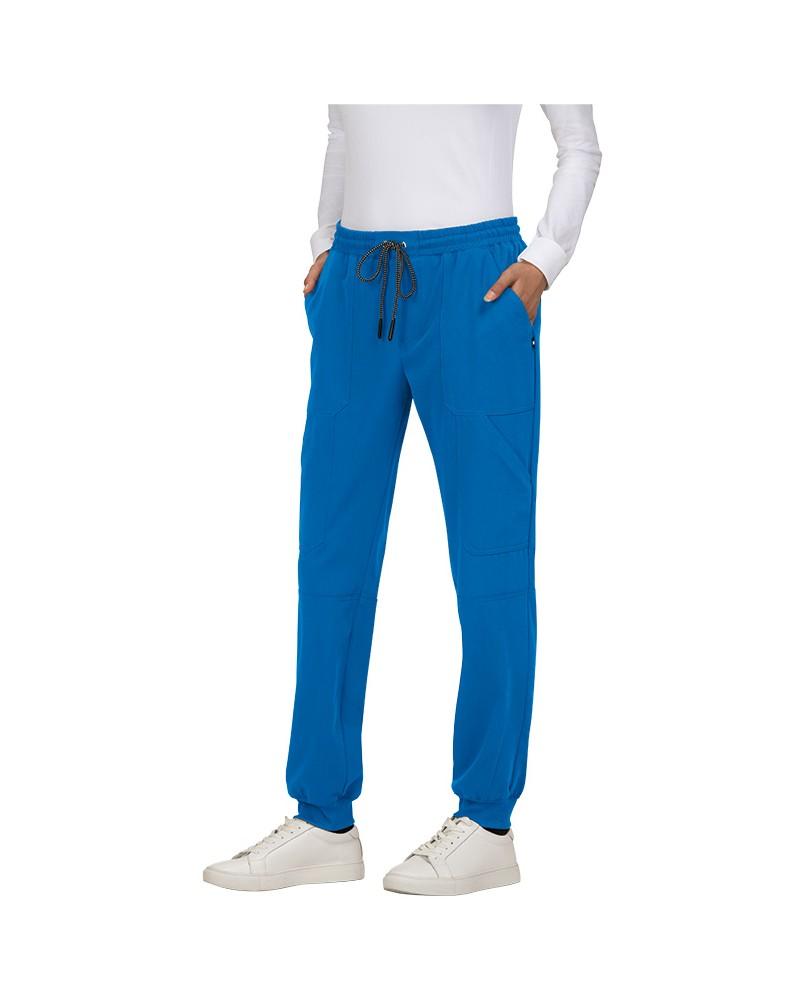 pantalón jogger sanitario azul rey