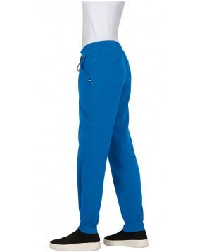 pantalón sanitario jogger azul rey