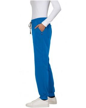 pijama sanitario  jogger azul rey