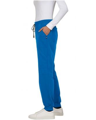 uniformes baratos color azul eléctrico