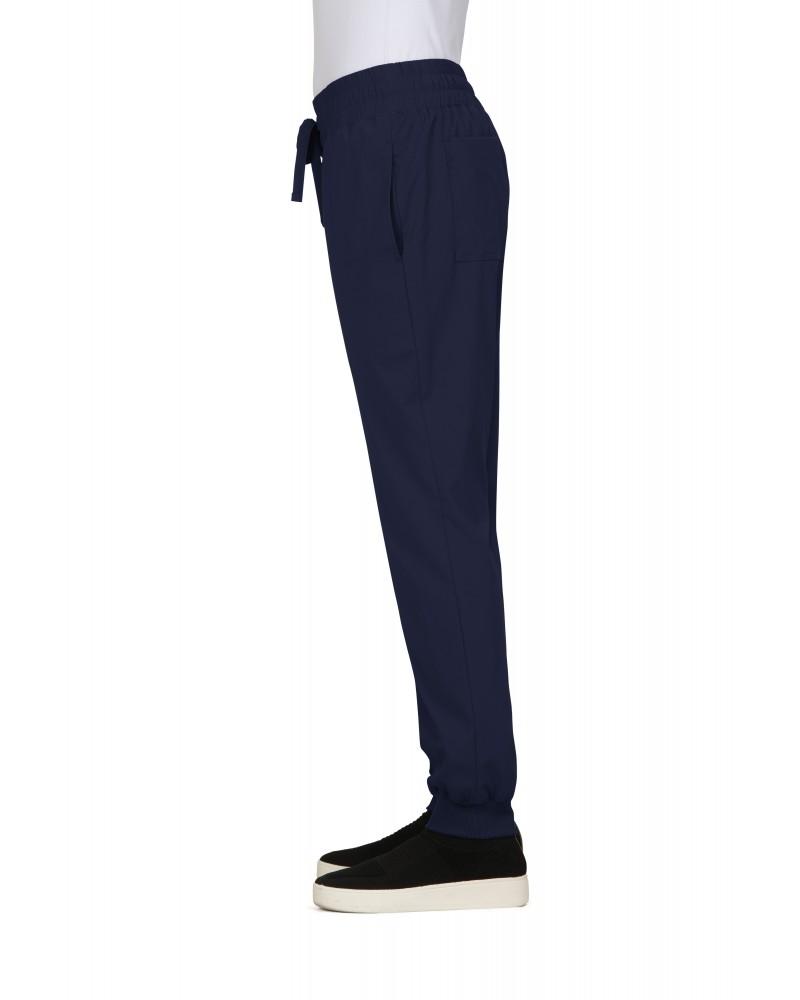pantalon jogger azul