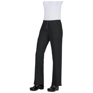 Pantalones sanitarios tallas grandes color negro