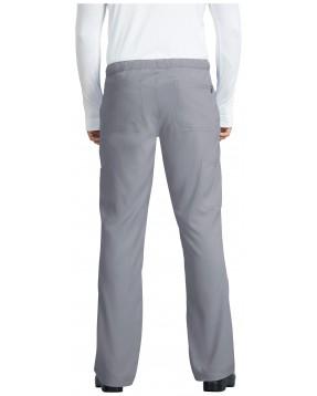 Pantalón Sanitario Hombre Gris Claro
