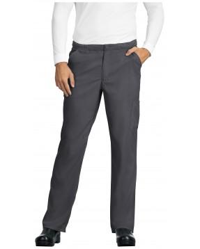 Pantalón Sanitario Hombre gris oscuro