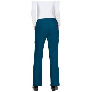 Pantalones sanitarios tallas grandes color azul mar