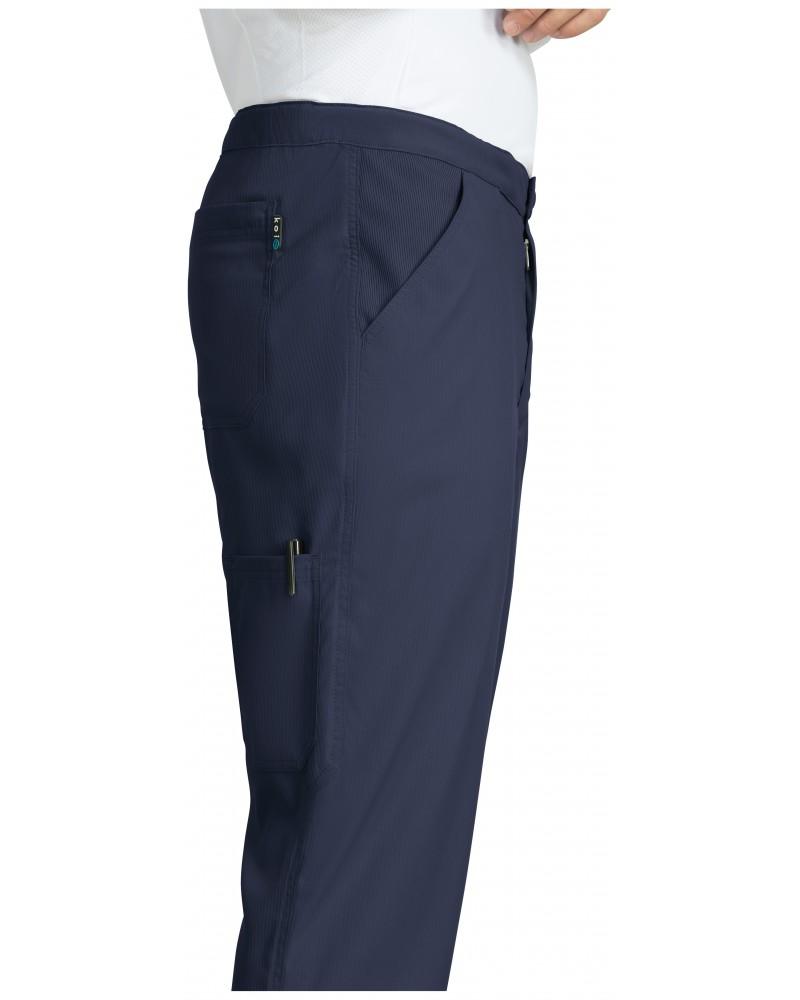 Pantalón sanitario hombre turquesa