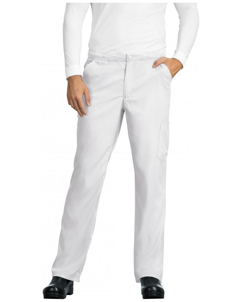 Pantalón Sanitario Hombre blanco