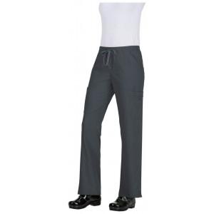 Pantalones sanitarios tallas grandes color gris