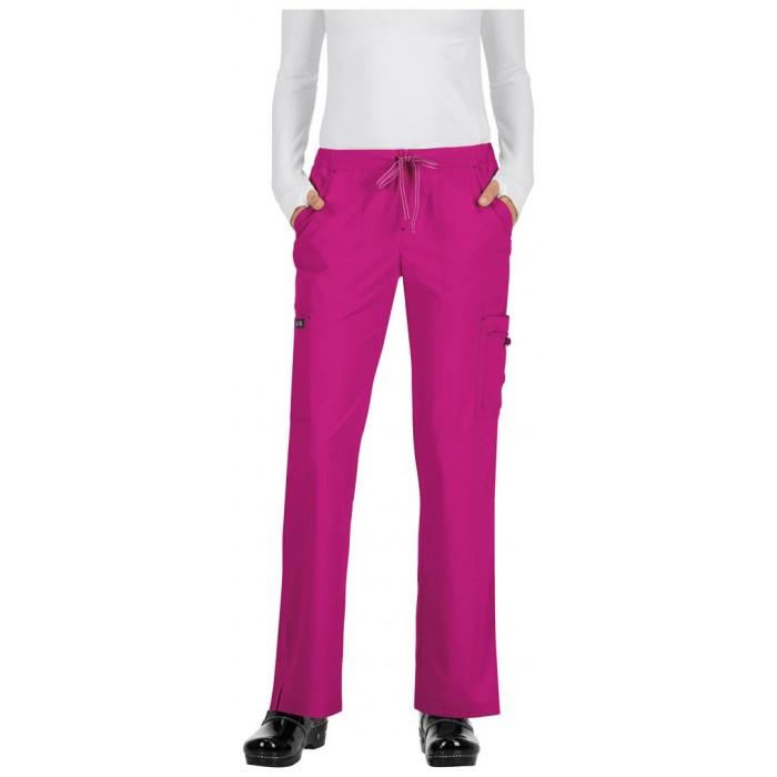 Pantalones sanitarios tallas grandes color rosa