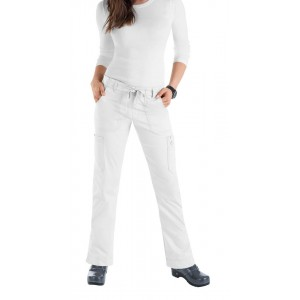 ropa laboral color blanca