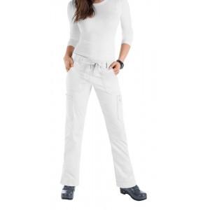 ropa laboral color blanca