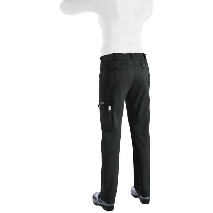 ropa laboral color negra