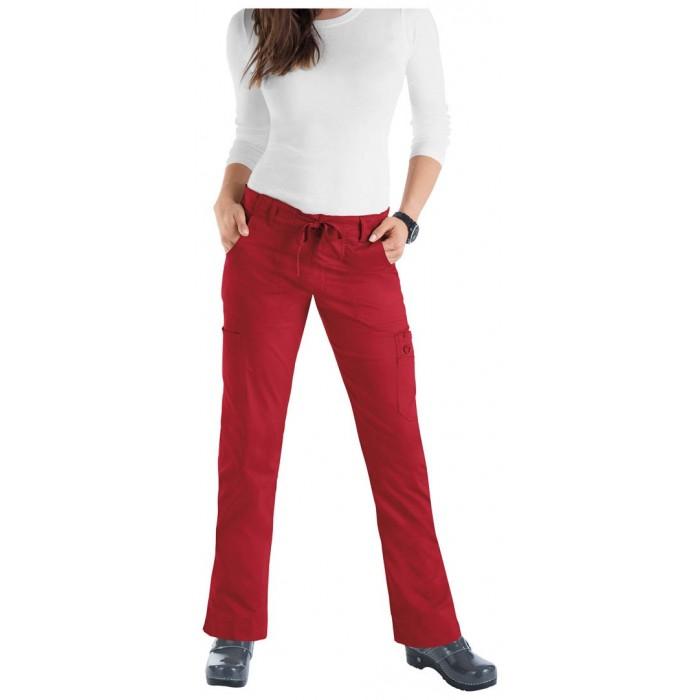 ropa laboral color roja