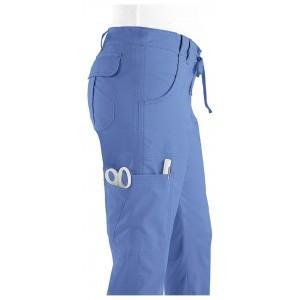 ropa laboral color azul celeste