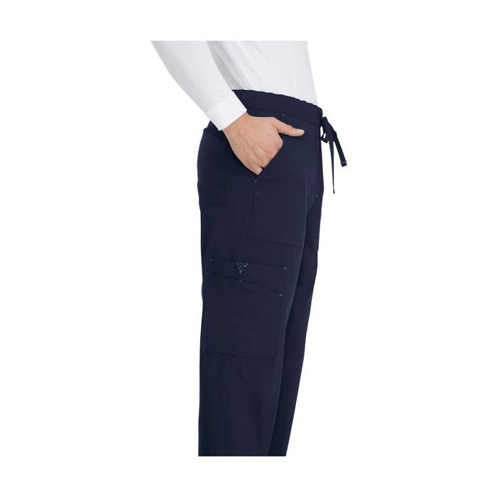 pantalon para hombre color azul economico