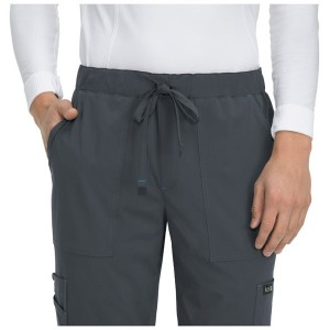 pantalon para hombre color gris oscuro economico
