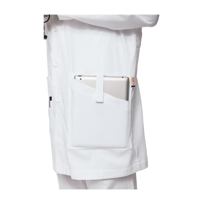 uniforme sanitario morado lite