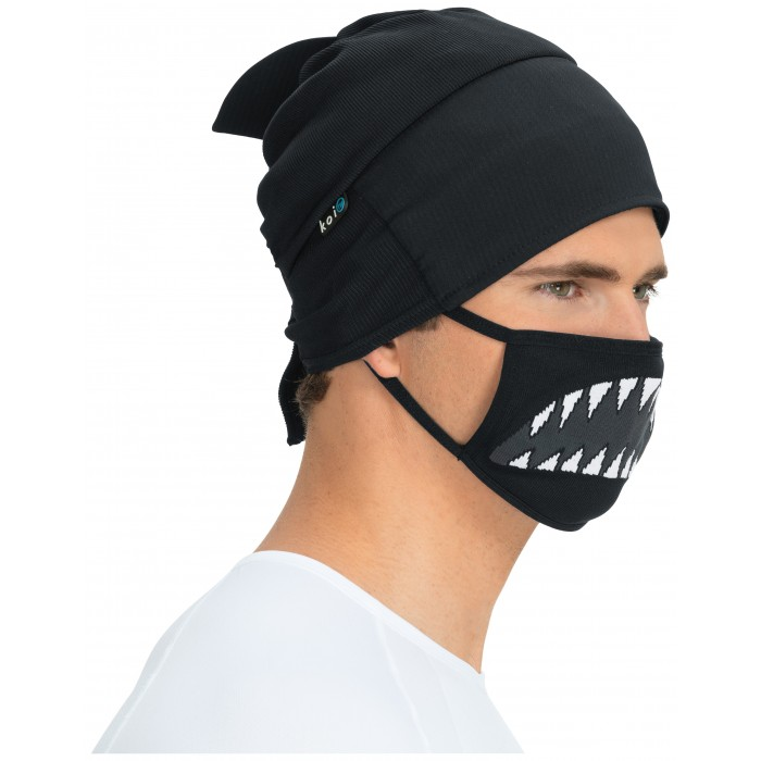 uniforme dentista color negro