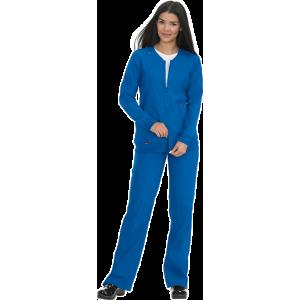 chaqueta sanitaria azul rey