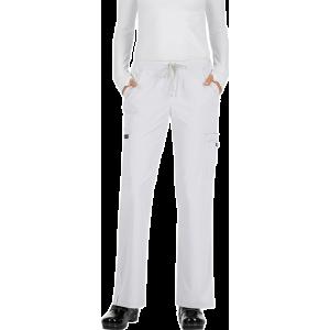 Pantalones sanitarios tallas grandes blanco