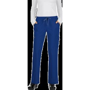 Pantalones sanitarios tallas grandes color azul galaxia