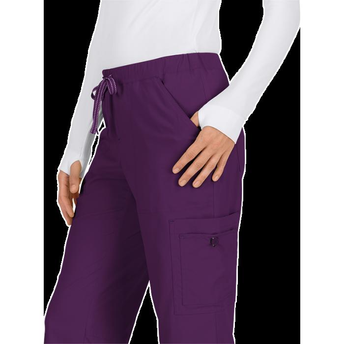 Pantalones sanitarios modernos frente foto de lado
