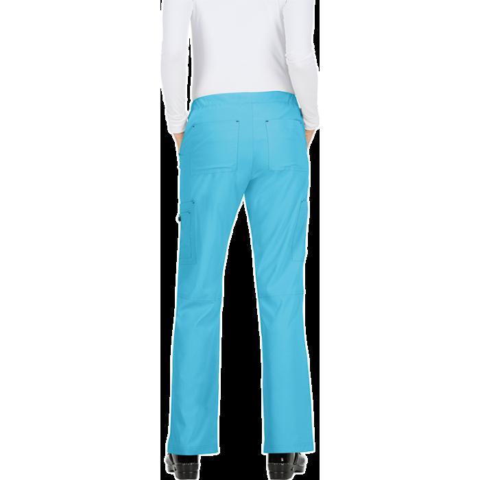 Pantalones sanitarios tallas grandes color azul eléctrico