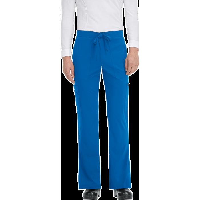 pantalon para hombre color azul rey economico