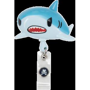 porta carnet tiburon