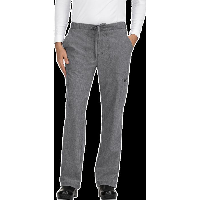 pantalon para hombre color gris claro