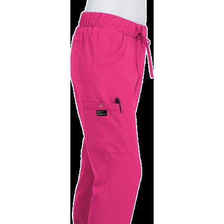 uniforme enfermero blanco