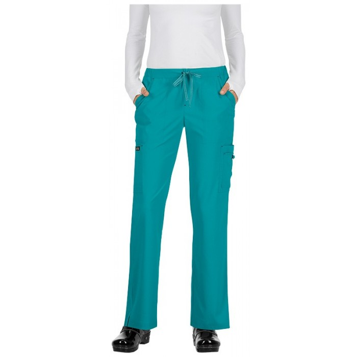 Pantalones sanitarios COLOR TEAL tallas grandes