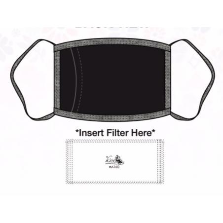 Filtros (Pack 10 uni) con 3 capas de polipropileno no tejido