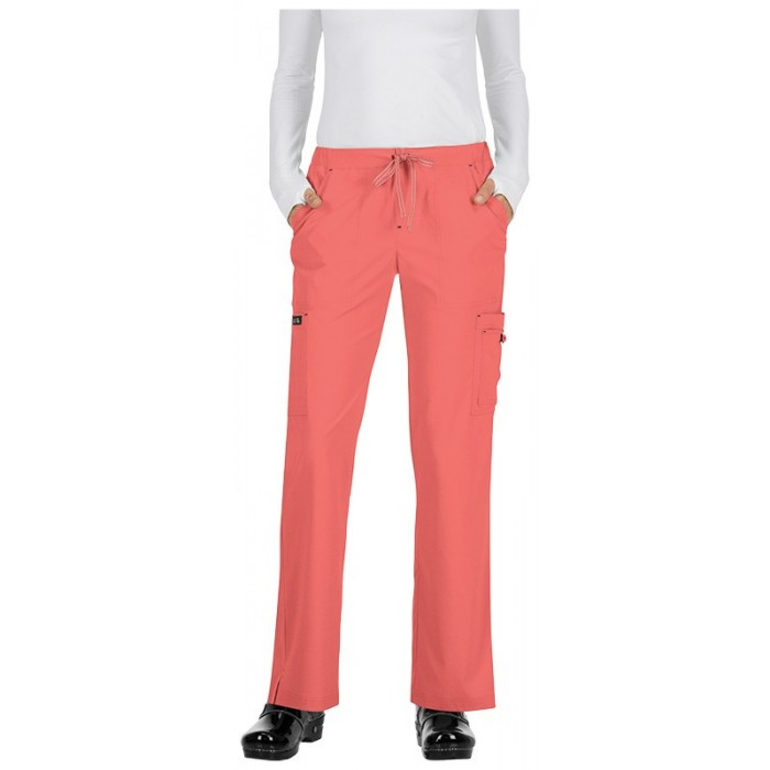 pantalón sanitario color coral
