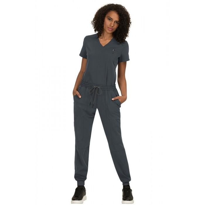 casacas sanitarias mujer koi color gris oscuro