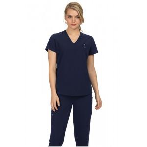 casacas sanitarias mujer koi next gen color azul marino