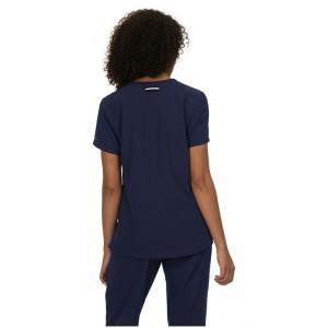 casacas sanitarias mujer koi color azul marino ligeras