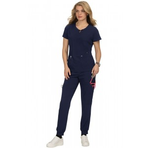Ropa sanitaria chaqueta enfermeras